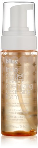 (bliss Triple Oxygen Instant Energizing Cleansing Foam, 5 fl. oz. )