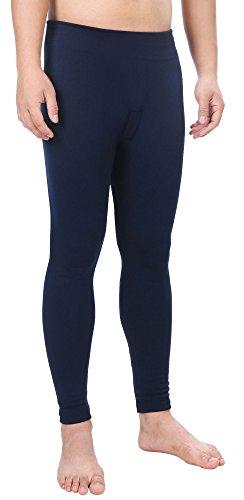 Eqoba Adult Mens Ultra-Warm Breathable Thermal Pants