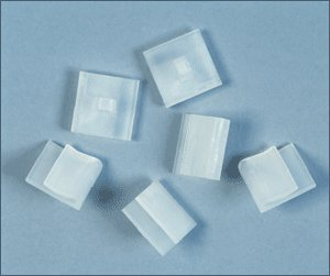 d8626b28947 Image Unavailable. Image not available for. Colour  Ceiling Clips For Clipping  Onto Support Frame and Hanging Signs (Plastic   10 Pack)