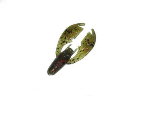 NetBait Fishing Paca Chunk Bait (Watermelon Crawfish, 2 3/4-Inch)
