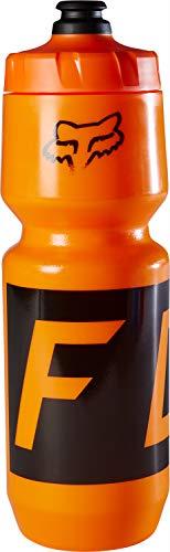 (Fox Racing Moth Water Bottle Orange 26oz)