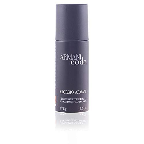 (Armani Code by Giorgio Armani for Men 5oz Deodorant Spray)
