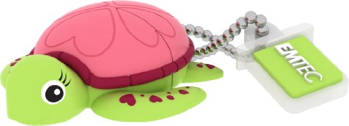 EMTEC Animalitos Flash Drive Turtle