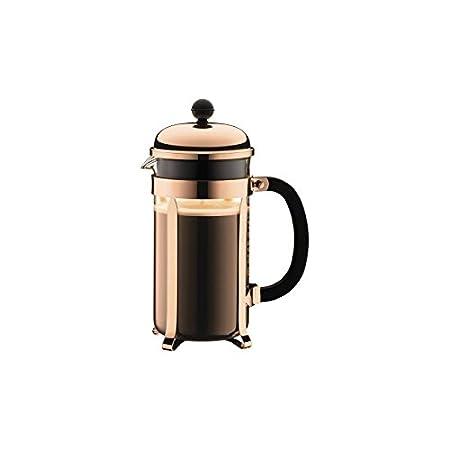 Bodum Chambord - Cafetera, Cobre - 8 Tazas - 1,0 L, 34 Oz ...