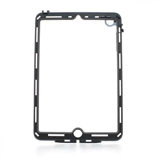 Gumdrop [iPad Mini Compatible Replacement Screen Protector Frame & PC Cover Included] Screen Replacement (with Frame & PC Cover) Black Repl-Ipadmini-BLK