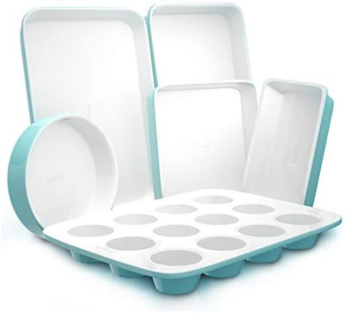 6 Pcs Kitchen Oven Baking Pans product image
