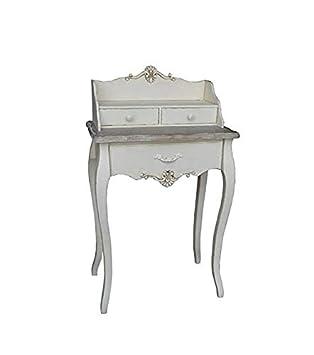 Side Table Bureau.Vintage Writing Desk Antique French Bureau Furniture Small
