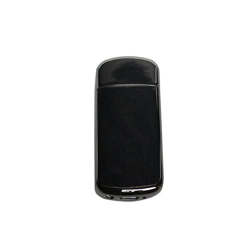 MOJO Rechargeable Electric Windproof Flameless Cigarette Lighter (Black Mirror) by Mojo (Image #1)