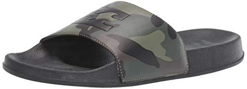 Billabong Camo - Billabong Men's Poolside Slide Sandal camo 10 M US
