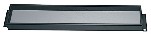 Security Cover for Rackmount, Non-hinged Plexiglass Height: 5 1/4'' H (3U Space)