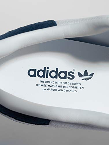 De ftwbla ftwbla Adidas W Stan Chaussures Femme 0 Blanc Smith maruni Fitness 8nHOxqnIf
