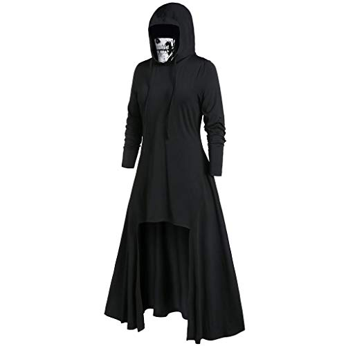 Shining Twins Costumes Guys - iLOOSKR Fashion Women's Hooded Skirt Pullover