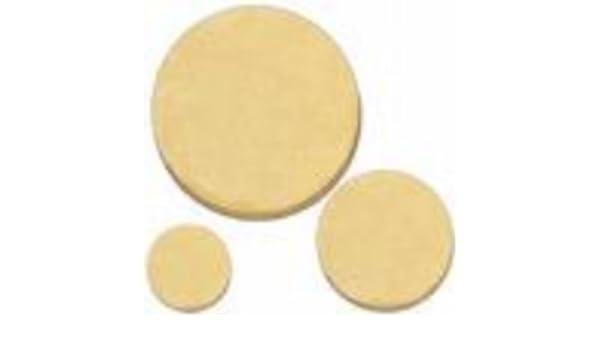 ZAPATILLA CLARINETE - Buffet Crampon (A.10920) (12,5mm) Piel Doble (Una Unidad): Amazon.es: Instrumentos musicales