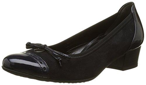 Gabor Fashion Pazifik Comfort Bleu Escarpins Femme Shoes WqpP4xfqw7