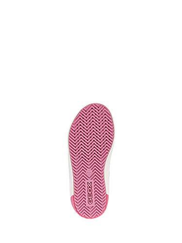 Dk raspberry Geox Sneaker Kalispera J844gg 30 Girl Alte Jr n6B0Pq
