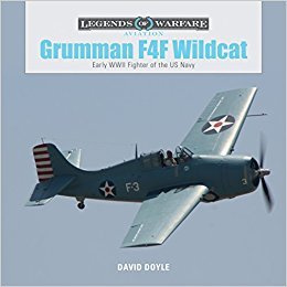 F4f Wildcat Fighter - [By David Doyle] Grumman F4F Wildcat: Early WWII Fighter of the US Navy (Hardcover)【2017】by David Doyle (Author) (Hardcover)