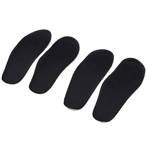 Inline Skates Insoles for Kids, Professional Skating Shoes Inserts, Orthotics Arch Supports, Outdoor Sports Gear - L 36-39