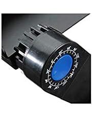 حامل لابتوب متعدد الوظائف قابل للطي - أسود، 2724315221674