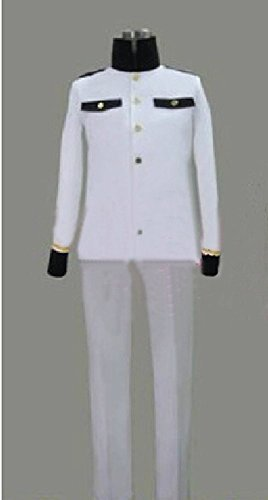 Cuticle Detective Inaba Boy's Uniform Cosplay Costume Customize Cosplay Costume -