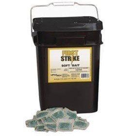 First Strike Soft Bait Rodenticide 16 lb Bucket