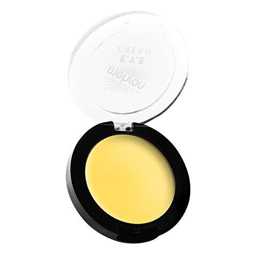 Mehron E.Y.E Cream, Eye Makeup Shadow/Liners, Yellow, 0.14 Ounce (4 Gram) -