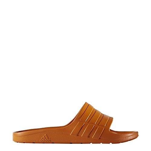 adidas Duramo Slide orange Blau