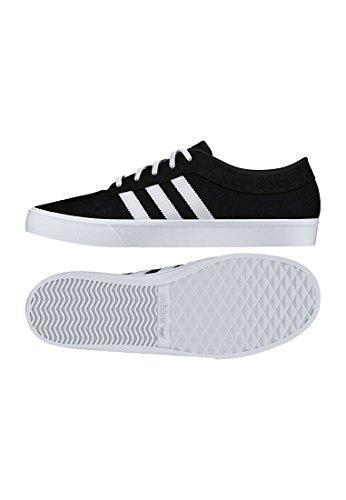 Y Para Adidas Tela Cuero De Hombre Zapatillas Originals Negro Yxq4qOI