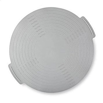 Silicone Pastry Mat Large Pie Crust Baker Mat Measure 13.5 Pampered Chef