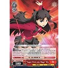 Weiss Schwarz - Super First-rate Mage Rin - FS/S36-E051 - R (FS/S36-E051) - Fate Stay Night [Unlimited Blade Works] Vol 2 Booster