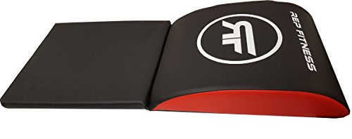 Rep Ab Support Mat with Tailbone Protector - Red (Sit Up Pad compare prices)
