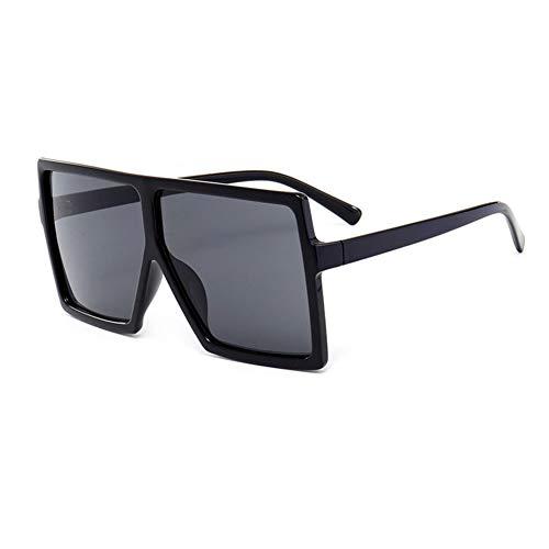 la personalidad de grande sol sol NIFG la caja las de de Gafas gafas de unisex de q7x7Z6z