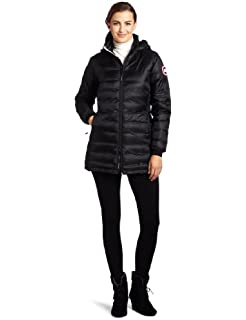 best canada goose kensington parka blue topaz for women