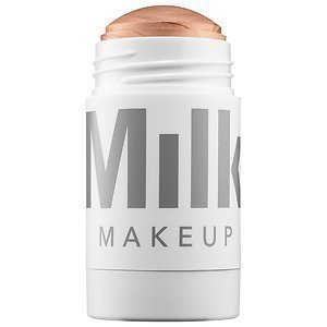 Milk Makeup Highlighter Mini - Color: Lit - Champagne Pearl Size 0.21 Ounce/ 6 Gram by MILK MAKEUP
