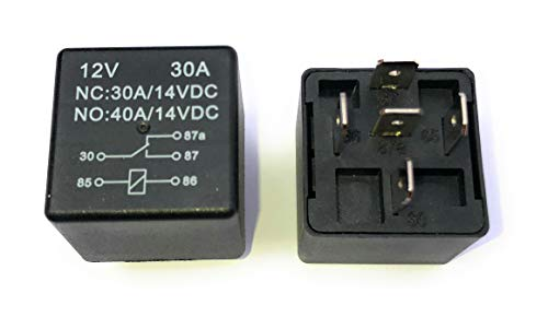 - CSS Auto Electric, Power Trim And Tilt Relay 584416 586224 18-570 Fits Johnson Evinrude Outboard Marine Corp Omc(Pack Of 2)