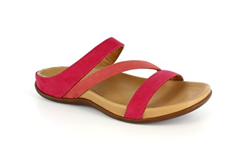 Nubuck Strive Hot Pink Pink Pour Femme Sandales Footwear T7wqO07pP