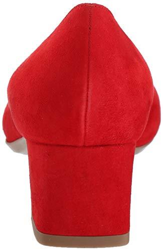 Rosso Pasha Vestito Donne Pompa Camoscio Aquatalia Delle OZaw6qIx