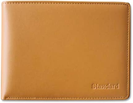 Leather Passport Wallet, RFID Blocking, For Travel, by Standard Luggage Co.