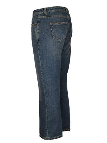 Donna Blu 527662yc8684255 Saint Jeans Cotone Laurent fExwwqpTFg