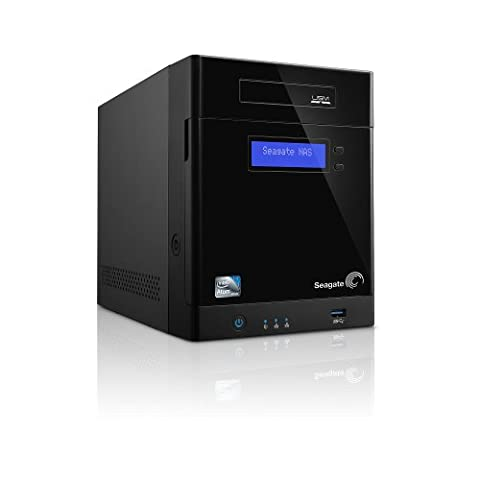 Seagate Business Storage Windows Server 4-Bay NAS 4TB (STDM4000100) (Seagate 4gb Nas)
