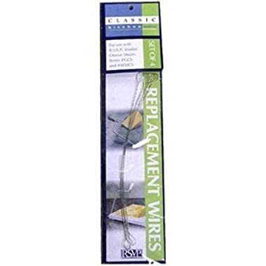 Replacement Wires for Compact Marble Cheese Slicer (Green or White)--Set of 4