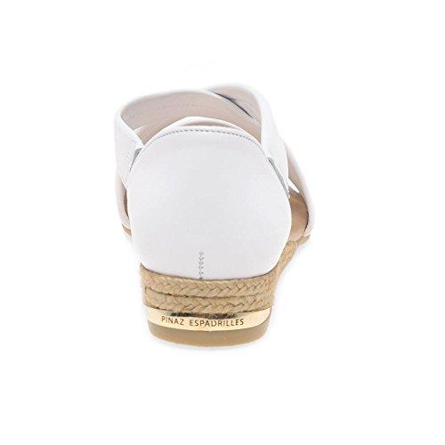 Remonte White Zara Mujer blanco Alpargatas qrBqAftw