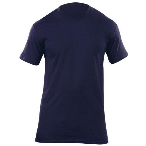 cuello paquete marino Utili 3 xl Camiseta 11 azul para redondo hombre con de talla t 5 wzt4TqOx