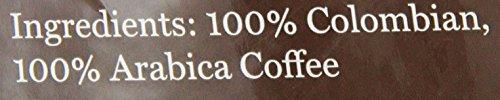 Eight O'Clock Colombian Peaks Ground Coffee, 33-Ounce Bag