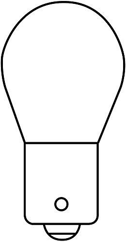 Miniature Lamp, 2232, 18W, S8, 28V ()