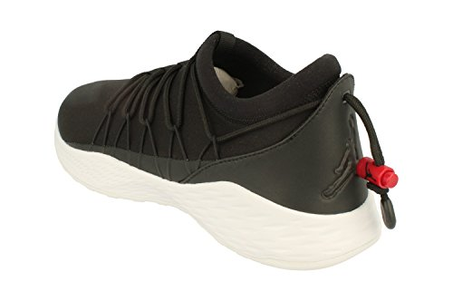 Nike Jordan Formula 23 Toggle Mens Fashion-sneakers 908859 Black White Gym Red 001