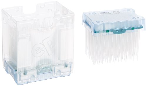 Eptips Pipet Eppendorf - Eppendorf 022494004 Quality epTIPS Elongated Pipet Tips, Reload System Packaging, 50-1250microliter Volume (Case of 960)