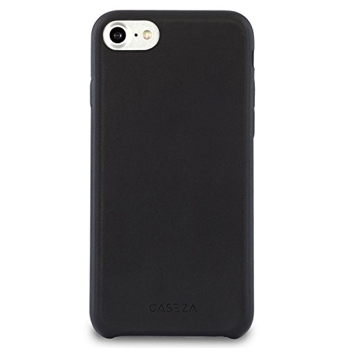 CASEZA iPhone Leather Berlin Black product image