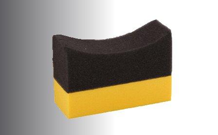 2 opinioni per Maddox Detail–Spugna Applicatore Lucidante per pneumatici–Lustre, lucido e