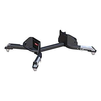 Image of Automotive CURT 16021 Replacement Ram Puck System 5th Wheel Legs, 25,000 lbs, Hitch Head Required