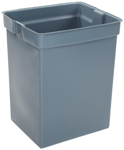 Rubbermaid Commercial Glutton Recycle Bin Liner, 42 Gallon, Gray, FG256K00GRAY by Rubbermaid Commercial Products